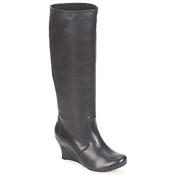 Shoes Women High boots Vialis GRAVAT Black
