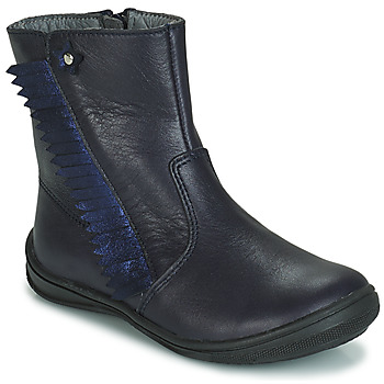 Shoes Girl Mid boots André INDIANA Marine