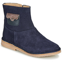Shoes Girl Mid boots André YELENA Marine