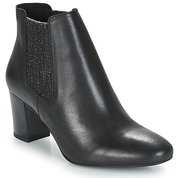Shoes Women Mid boots André FONDANT Black