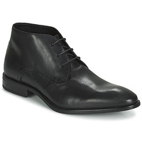 Shoes Men Mid boots André CROWE Black