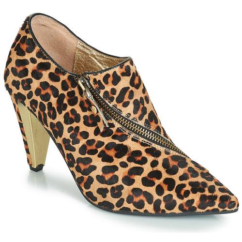 Shoes Women Ankle boots Lola Ramona RAMONA Leopard