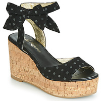 Shoes Women Sandals Lola Ramona NINA Black