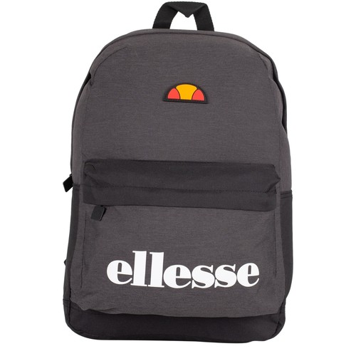 Bags Men Rucksacks Ellesse Regent Backpack black