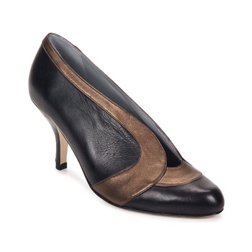 Shoes Women Heels Fred Marzo MADO BOOT Lame / Bronze