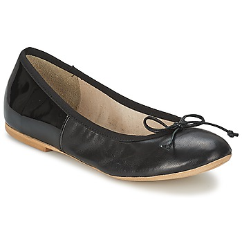 Shoes Women Flat shoes Betty London MANDOLI Black