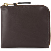 Bags Women Wallets Comme Des Garcons Comme Des Garçons brown leather coin pocket. Brown
