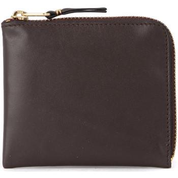 Bags Women Purses Comme Des Garcons Comme Des Garçons brown leather coin pocket. Brown