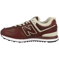 Shoes Men Low top trainers New Balance ML574WND Brown