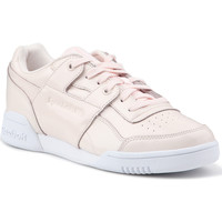 Shoes Women Low top trainers Reebok Sport W/O LO Plus Iridescent CM8951 pink