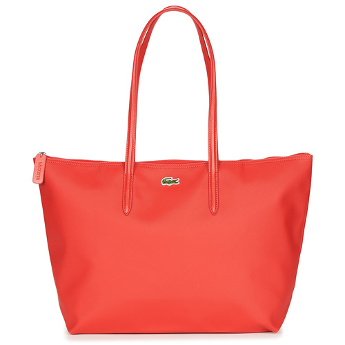 Bags Women Shopping Bags / Baskets Lacoste L 12 12 CONCEPT Red