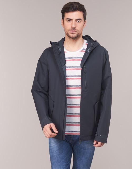 Clothing Men Jackets Geox TIRPIRA Marine