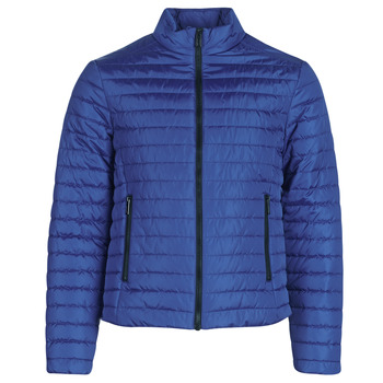 Clothing Men Duffel coats Geox TIRPIRUNE Blue