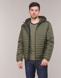 Clothing Men Duffel coats Geox TIRPIRUNE Kaki