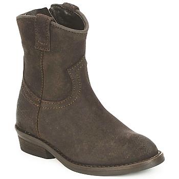 Shoes Children Mid boots Hip TINOUI Brown
