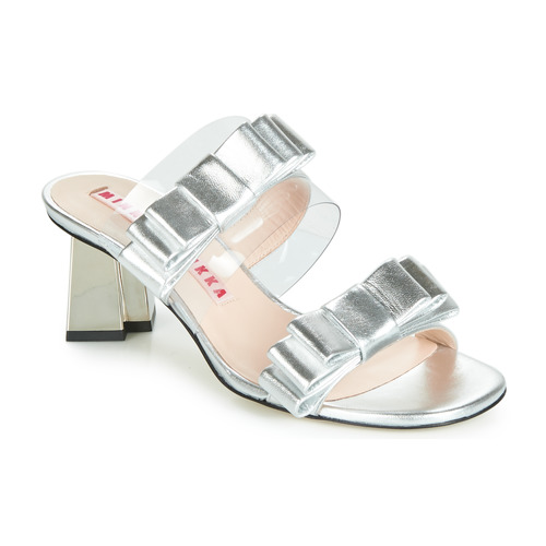 Shoes Women Sandals Minna Parikka FELIZ Silver