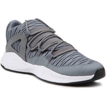 Shoes Men Low top trainers Nike Jordan Formula 23 Low 919724 004 grey