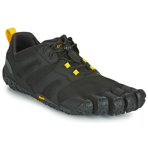 Shoes Men Running shoes Vibram Fivefingers V-TRAIL Black / Yellow