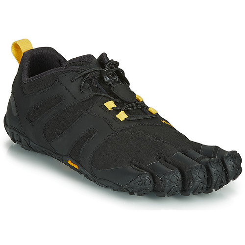Shoes Women Running shoes Vibram Fivefingers V-TRAIL Black / Yellow