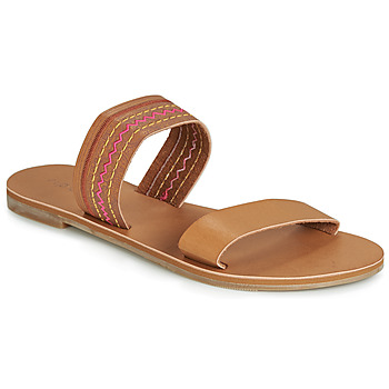 Shoes Women Sandals Rip Curl TALLOWS Brown