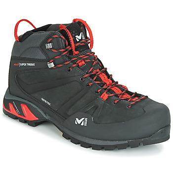 Shoes Men Walking shoes Millet SUPER TRIDENT GTX Black / Red