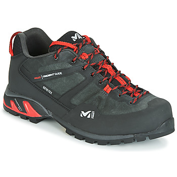 Shoes Men Walking shoes Millet TRIDENT GUIDE GTX Black / Red