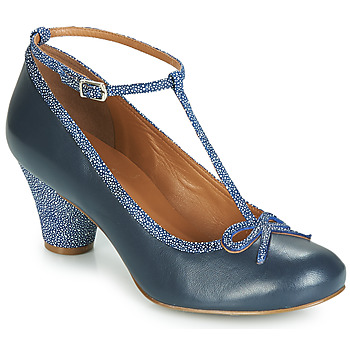 Shoes Women Heels Cristofoli ROSSI Blue
