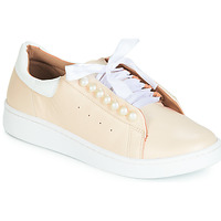 Shoes Women Low top trainers Cristofoli HOULI Beige