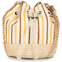 Bags Women Shoulder bags André OPALE Brown / Orange