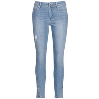 Clothing Women 3/4 & 7/8 jeans Armani Exchange HELBIRI Blue / Clear