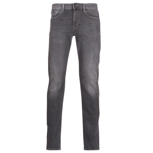 Clothing Men Slim jeans Armani Exchange HELIPSI Grey