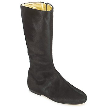 Shoes Women High boots French Sole PATCH Black
