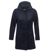 Clothing Women coats Casual Attitude HAIO Marine