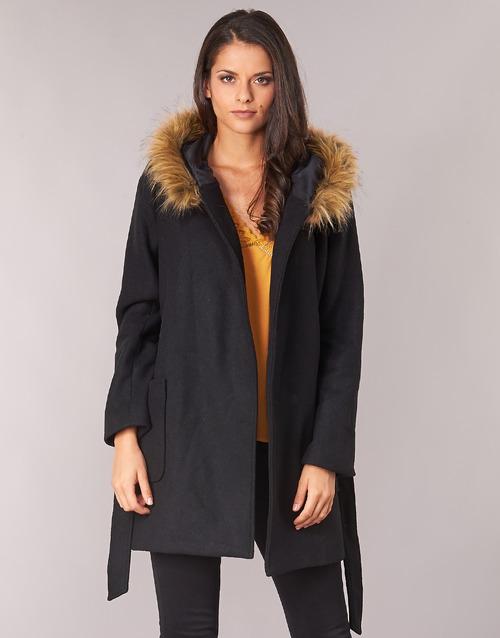 Clothing Women Coats Betty London JORREY Black