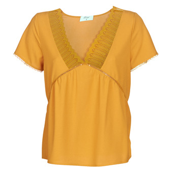 Clothing Women Tops / Blouses Betty London JOCKY Yellow