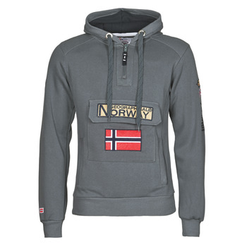 Clothing Men Sweaters Geographical Norway GYMCLASS Grey