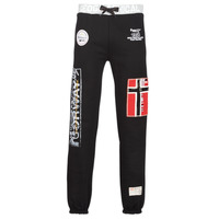 Clothing Men Tracksuit bottoms Geographical Norway MYER Black