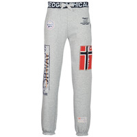Clothing Men Tracksuit bottoms Geographical Norway MYER Grey
