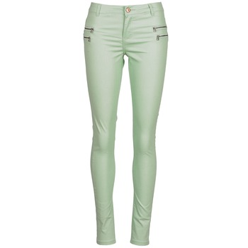 Clothing Women 5-pocket trousers Noisy May FAME Green