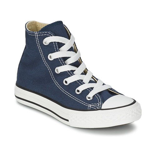 Shoes Children Hi top trainers Converse ALL STAR HI Marine