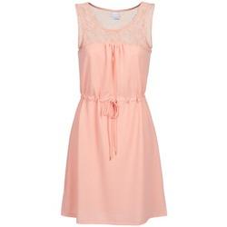 Clothing Women Short Dresses Vero Moda ZANA Pink