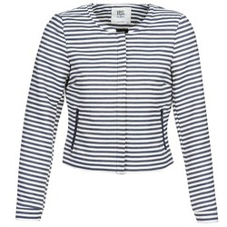 Clothing Women Jackets / Blazers Vero Moda MALTA MARINE / White