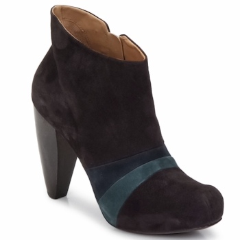 Shoes Women Shoe boots Coclico LESSING Brown