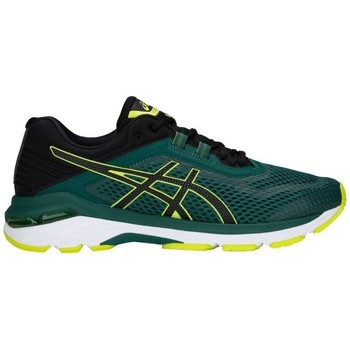 Shoes Men Low top trainers Asics GT2000 6 Green