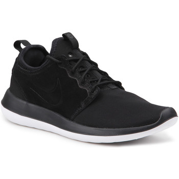 Shoes Men Low top trainers Nike Roshe Two BR 898037-001 black