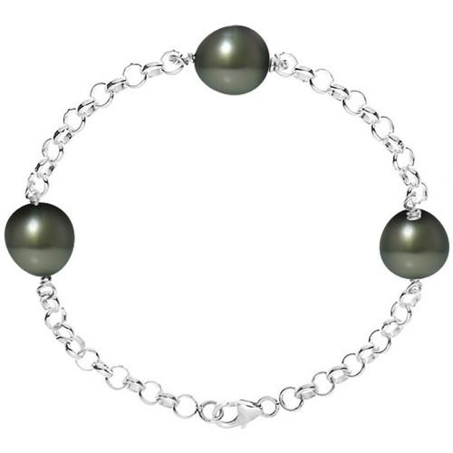Watches & Jewellery  Women Bracelets Blue Pearls BPS K135 W Green