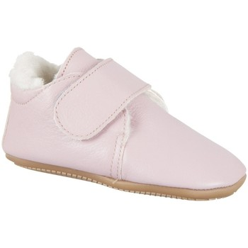 Shoes Girl Slippers Däumling Luca Pink