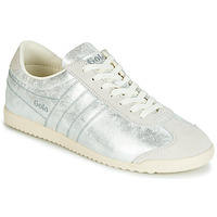 Shoes Women Low top trainers Gola BULLET LUSTRE SHIMMER Silver