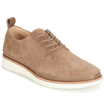 Shoes Men Derby Shoes Schmoove ECHO-COOPER Taupe