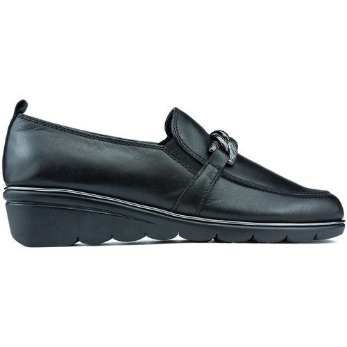Shoes Women Loafers The Flexx Moccasins  BUGABOO BLACK